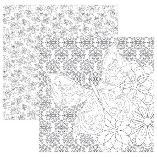 Papel-Scrapbook-para-Colorir-Borboletas-SDF560---Toke-e-Crie-by-Flavia-Terzi