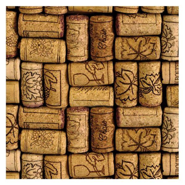 Placa-MDF-Quadrada-25x25-Rolhas-de-Vinho-Encaixadas-LPQP-006---Litocart