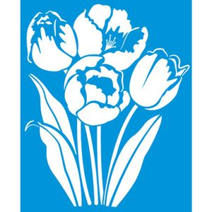 Stencil-Medio-Flores-172x211-STM-300---Litoarte