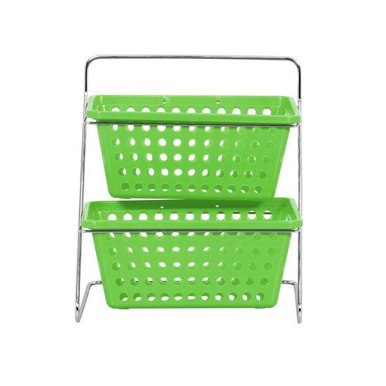 Cesta-Organizadora-Dupla--n°2-Verde-375-3---Niquelart