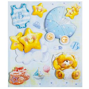 Adesivo-3D-Bebe-Menino-e-Urso-AD1670---Toke-e-Crie