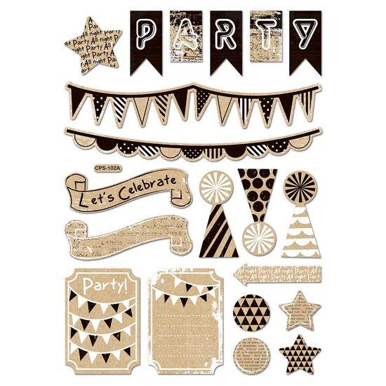 Adesivo-Kraft-Decorativo-Festa-2-Cartelas-AD6534---Toke-e-Crie