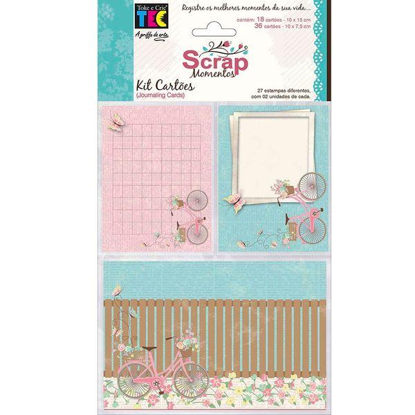 Kit-Cartoes-para-Scrap-Momentos-Primavera-Marshmallow-KCSM008---Toke-e-Crie-By-Ivana-Madi
