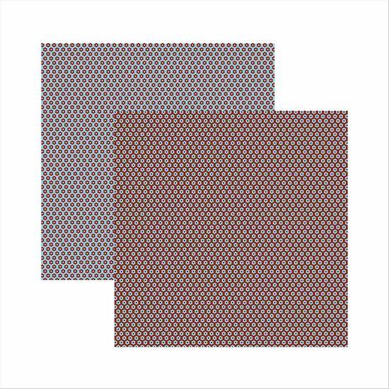 Papel-Scrapbook-Basico-Azul-Turquesa-Florzinha-KFSB339---Toke-e-Crie-by-Ivana-Madi