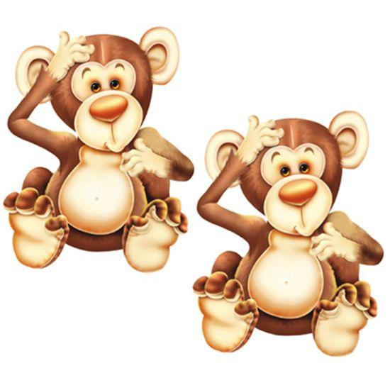 Aplique-MDF-Decoupage-com-2-Unidades-Macaco-LMAP-010---Litocart