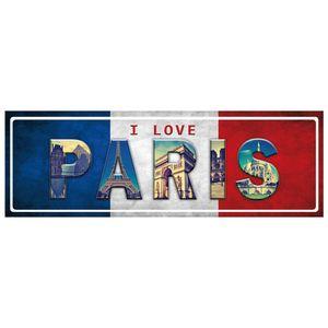 Placa-Madeira-MDF-13x40-I-Love-Paris-LPD-007---Litocart
