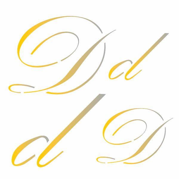 Estencil-para-Pintura-Simples-14x14-Manuscrito-D-OPA1799---Opa