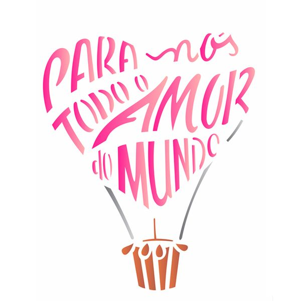 Estencil-para-Pintura-Simples-15x20-Balao-Amor-OPA1837---Opa
