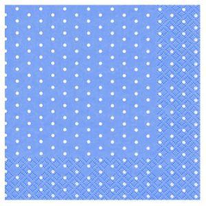 Guardanapo-Decoupage-Poa-Fundo-Azul-2un-GCD211359---Toke-e-Crie