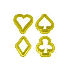 Jogo-Cortadores-Confeitaria-de-Baralho-Naipes-com-4-pecas---Blue-Star