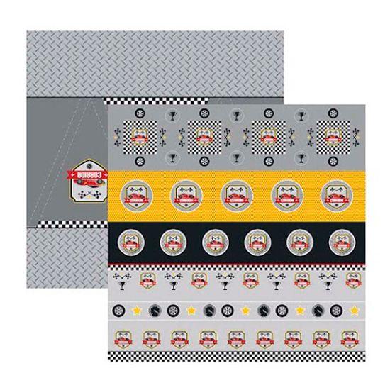 Papel-Scrapbook-Corrida-Tags-e-Bandeirolas-SDF598---Toke-e-Crie