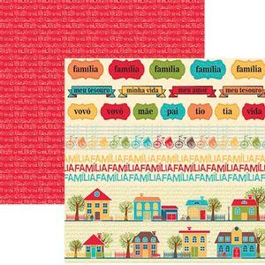 Papel-Scrapbook-Familia-Tags-e-Barrinhas-SDF578---Toke-e-Crie-by-Flavia-Terzi