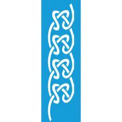 Stencil-para-Pintura-Barra-21x55-Forma-Tribal-LSB-014---Litocart