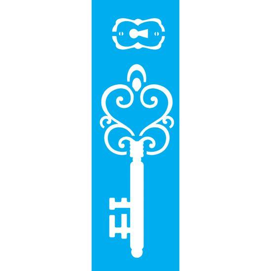 Stencil-para-Pintura-Barra-295x85-Chave-Grande-LS-043---Litocart