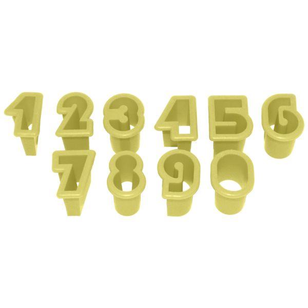 Jogo-Cortadores-Numeros-35cm-com-10-pecas---Blue-Star