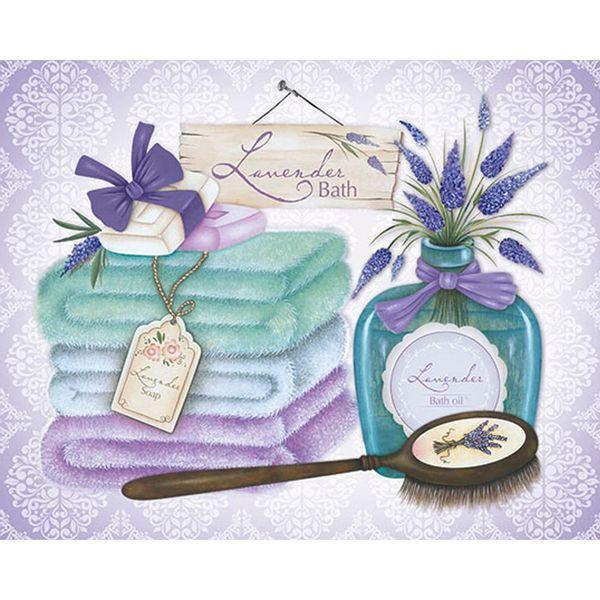 Placa-em-MDF-e-Papel-Decor-Home-Lavander-Bath-DHPM-078---Litoarte