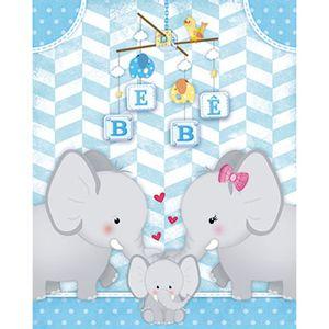 Placa-em-MDF-e-Papel-Decor-Home-Elefante-Bebe-Menino-DHPM-087---Litoarte