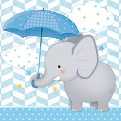 Placa-em-MDF-e-Papel-Decor-Home-Elefante-com-Guarda-Chuva-Menino-DHPM-088---Litoarte