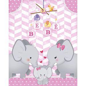 Placa-em-MDF-e-Papel-Decor-Home-Elefante-Bebe-Menina-DHPM-089---Litoarte