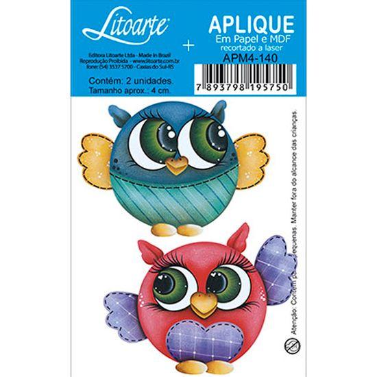 Aplique-Decoupage-em-Papel-e-MDF-Corujas-Modernas-APM4-140---Litoarte