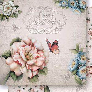 Papel-Scrapbook-Dupla-Face-Fleurs-SD-425---Litoarte