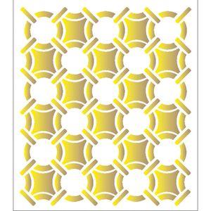 Estencil-para-Pintura-Simples-15x20-Estamparia-Aneis-OPA2039---Opa