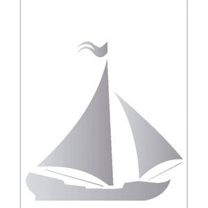 Estencil-para-Pintura-Simples-15x20-Caravela-II-OPA2034---Opa