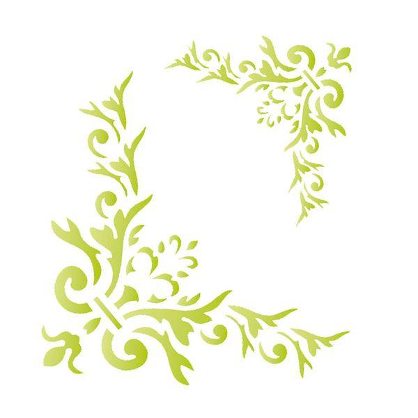 Estencil-para-Pintura-Simples-15x20-Cantoneira-Folha-OPA2032---Opa