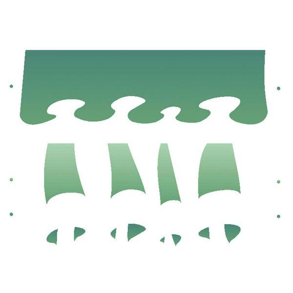 Estencil-para-Pintura-Simples-15x20-Barrado-OPA2031---Opa