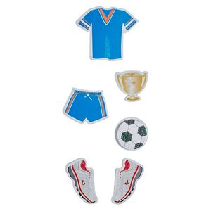 Adesivo-FM-com-Glitter-Futebol-AD1698---Toke-e-Crie