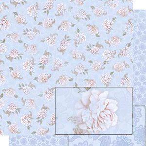 Papel-Scrapbook-Dupla-Face-Flores-e-Arabescos-Azul-SD-459---Litoarte
