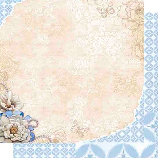 Papel-Scrapbook-Dupla-Face-Flores-e-Arabesco-SD-469---Litoarte