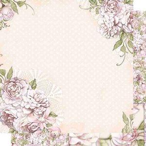 Papel-Scrapbook-Dupla-Face-Flores-SD-470---Litoarte