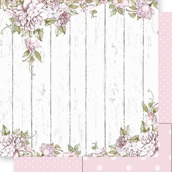 Papel-Scrapbook-Dupla-Face-Flores-e-Madeira-SD-471---Litoarte
