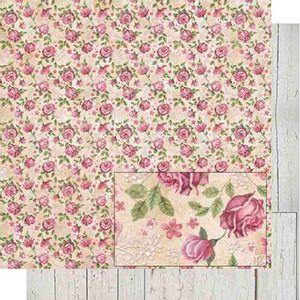 Papel-Scrapbook-Dupla-Face-Rosas-SD-473---Litoarte