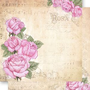 Papel-Scrapbook-Dupla-Face-Rosas-SD-478---Litoarte