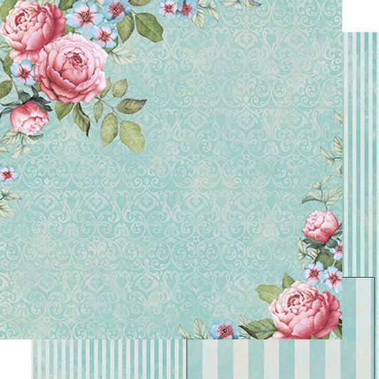 Papel-Scrapbook-Dupla-Face-Rosas-Cantoneira-SD-488---Litoarte