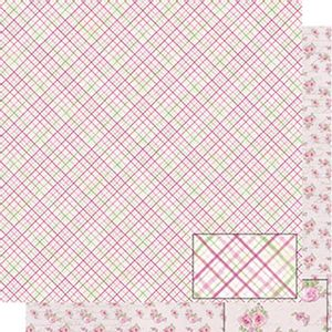 Papel-Scrapbook-Dupla-Face-Xadrez-SD-492---Litoarte