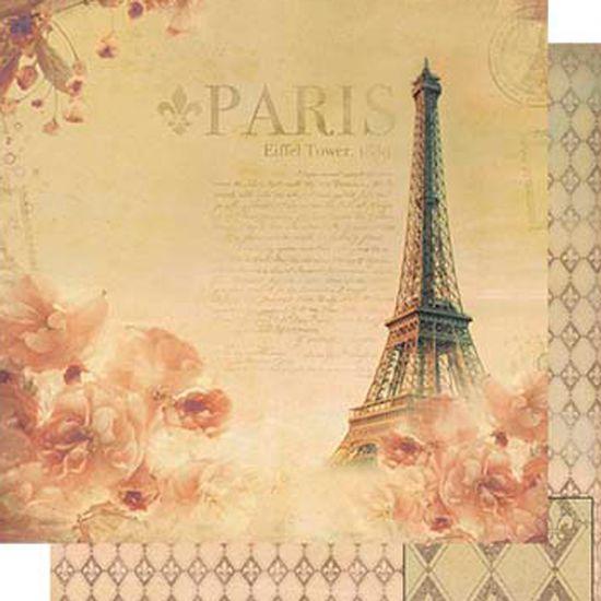 Papel-Scrapbook-Dupla-Face-Paris-SD-508---Litoarte