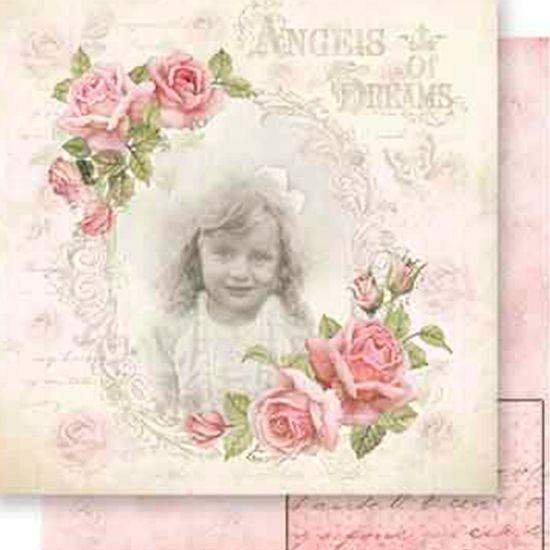 Papel-Scrapbook-Dupla-Face-Crianca-Menina-SD-540---Litoarte