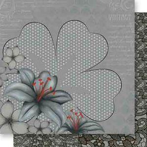 Papel-Scrapbook-Dupla-Face-Lirios-SD-544---Litoarte