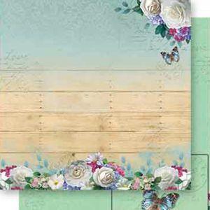 Papel-Scrapbook-Dupla-Face-Rosas-e-Madeira-SD-549---Litoarte