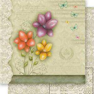 Papel-Scrapbook-Dupla-Face-Flores-e-Renda-SD-550---Litoarte