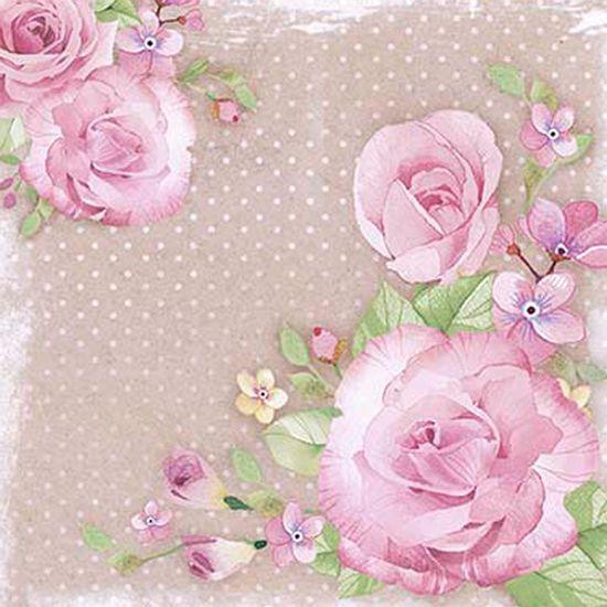 Papel-Decoupage-Adesiva-15x15-Rosas-DAXV-052---Litoarte