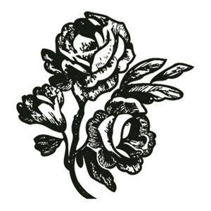 Carimbo-em-Borracha-Rosas-CLP-035---Litoarte