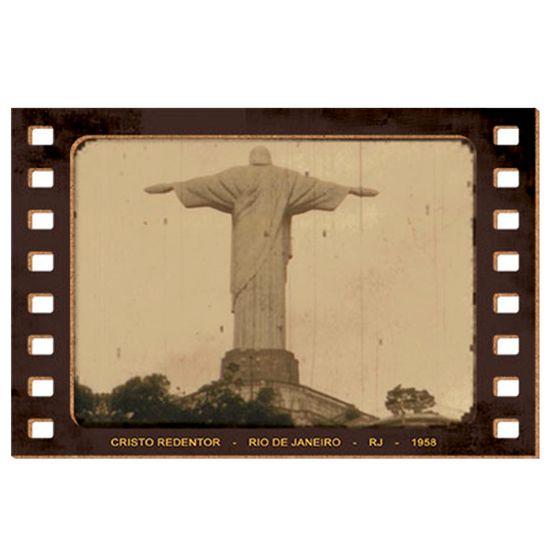 Placa-Decorativo-em-MDF-15x10-Cristo-Redentor-DHPM5-123---Litoarte