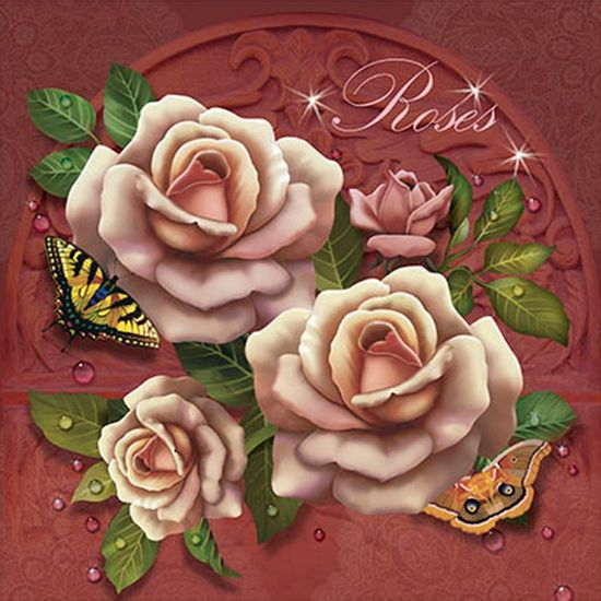 Papel-Transfer-30x30-Roses-PT30-011---Litoarte
