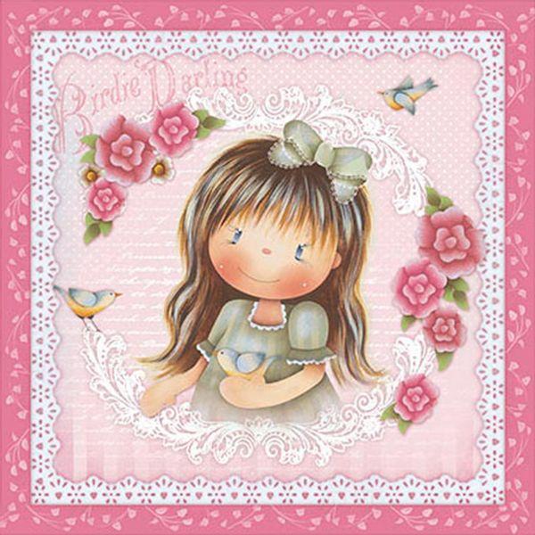 Papel-Transfer-30x30-Menina-e-Flores-PT30-028---Litoarte
