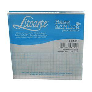 Base-Acrilica-para-Carimbo-11x11-BL6M-001---Litoarte