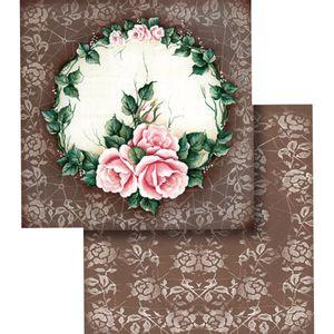Papel-Scrapbook-Dupla-Face-Rosas-LSCD-350---Litocart